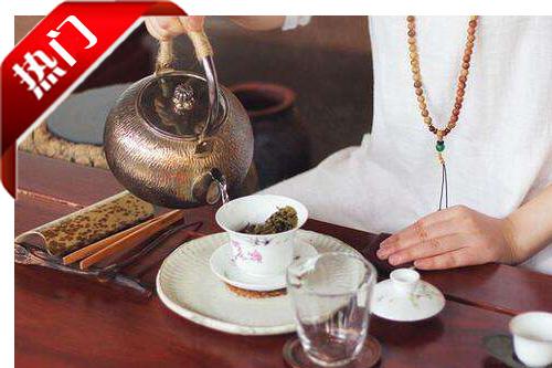 茶藝師中級考證