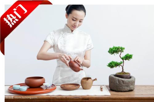 茶藝師(緊缺工種)高級考證