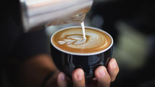咖啡拉花進階班