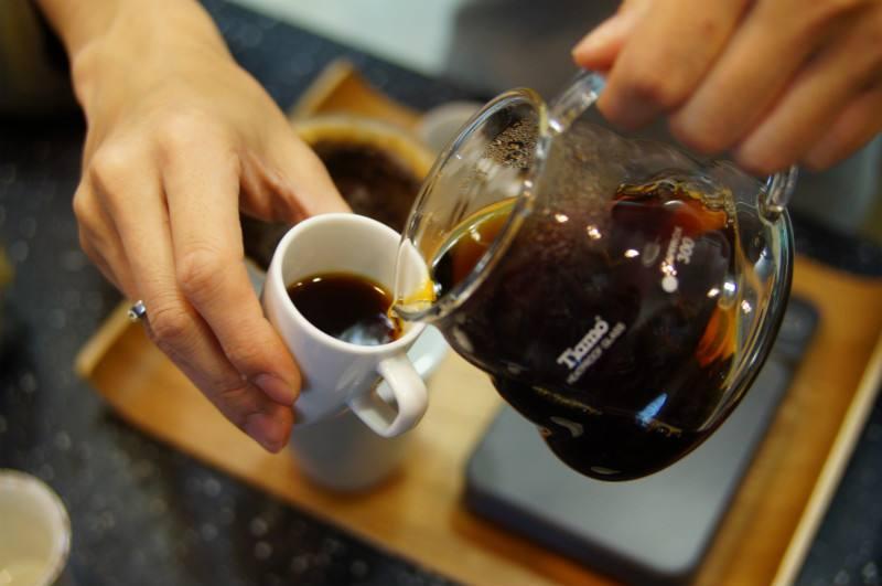 手沖咖啡班